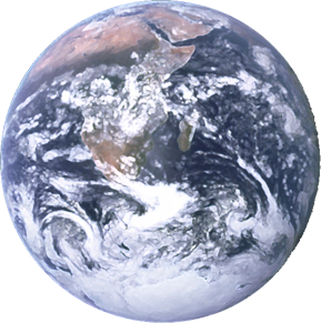 Backround image - Earth